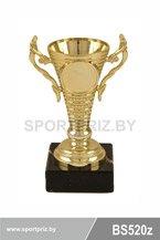 Кубок BS520z золотой