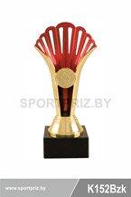 Кубок K152Bzk золотой на мраморе