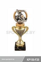 Золотой кубок KP150-F20 автомобильный спорт
