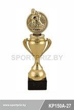 Золотой кубок KP150A-27 велосипедный спорт