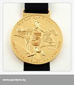 Золотая медаль Кубка мира по современному пятиборью