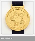 Золотая медаль Кубка мира по современному пятиборью реверс