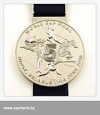 Серебряная медаль Кубка мира по современному пятиборью