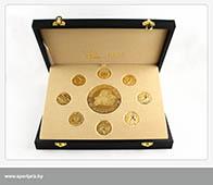 Медаль Минский полумарафон