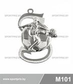Медаль M101 серебро