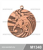 Медаль M1340 бронза