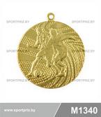 Медаль M1340 золото