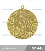 Медаль M1440 золото