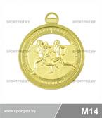 Медаль M14 золото