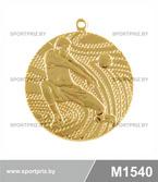 Медаль M1540 золото