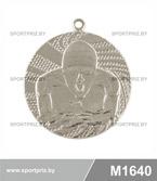 Медаль M1640 серебро
