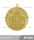 Медаль M1640 золото