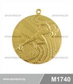 Медаль M1740 золото