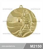 Медаль M2150 золото