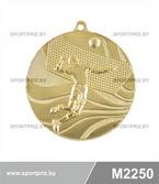 Медаль M2250 золото