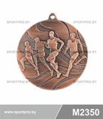 Медаль M2350 бронза