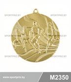 Медаль M2350 золото