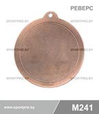 Медаль M241 реверс