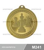 Медаль M241 золото