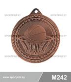 Медаль M242 бронза