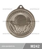 Медаль M2420 серебро