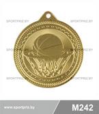 Медаль M242 золото