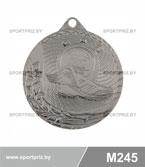 Медаль M245 серебро