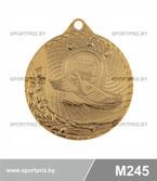 Медаль M245 золото