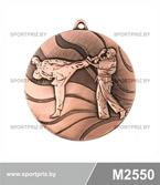 Медаль M2550 бронза