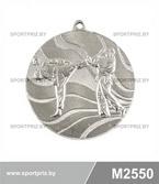 Медаль M2550 серебро