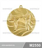 Медаль M2550 золото