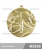 Медаль M2650 золото