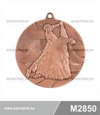 Медаль M2850 бронза