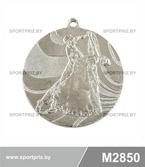 Медаль M2850 серебро