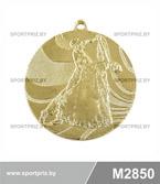 Медаль M2850 золото
