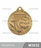 Медаль M3032 золото