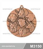 Медаль M3150 бронза