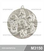 Медаль M3150 серебро