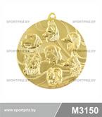 Медаль M3150 золото