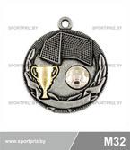 Медаль M32 серебро
