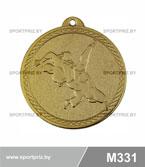 Медаль дзюдо M331 золото