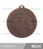 Медаль  M334 бронза