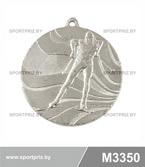 Медаль M3350 серебро