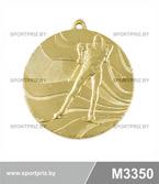 Медаль M3350 золото