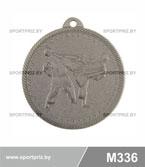 Медаль M336 серебро