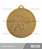Медаль M336 золото