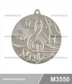 Медаль M3550 серебро