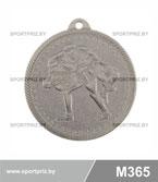 Медаль M365 серебро