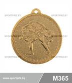 Медаль M365 золото