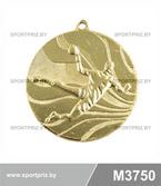 Медаль M3750 золото
